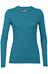 Icebreaker Oasis - Sous-vêtement en laine mérinos Femme - Bleu pétrole